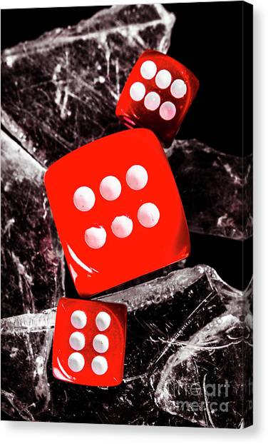 Wager Canvas Print - Roll Play Of Still Life by Jorgo Photography - Wall Art Gallery