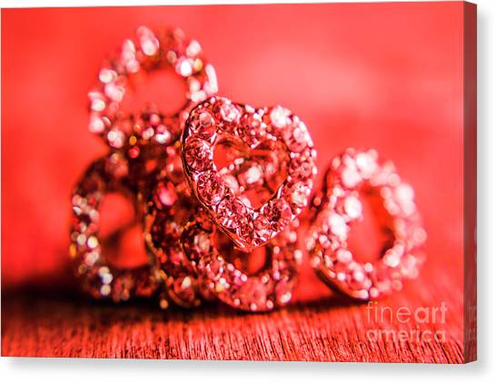 Present Canvas Print - Romantic Style by Jorgo Photography - Wall Art Gallery