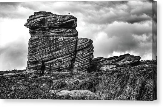 Rook Rock Canvas Print