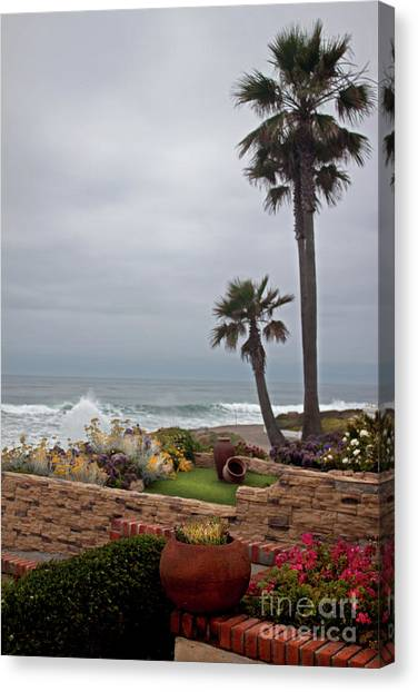 Rosarito Beach Canvas Print