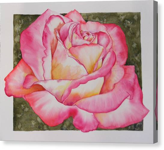 Rose 4 Canvas Print