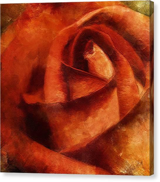Linda King Canvas Print - Rose 4854 by Linda King