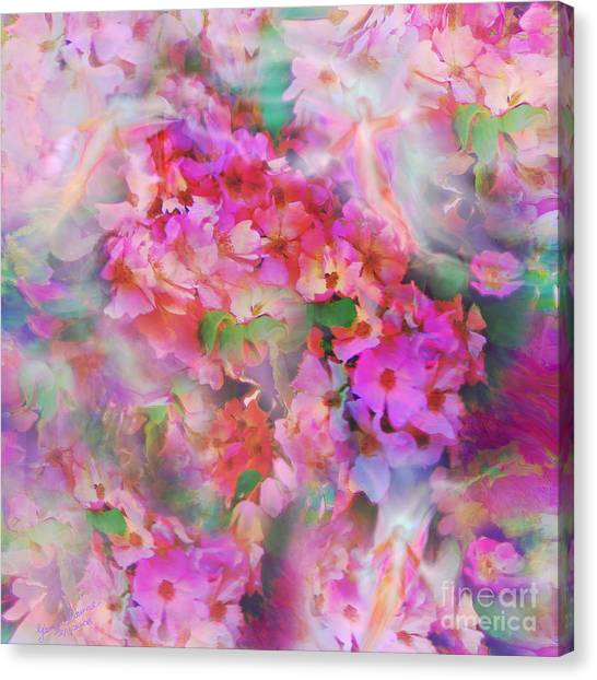 Rose Devas Canvas Print