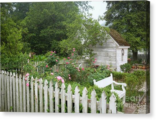 Colonial Gardens Canvas Prints (Page #11 of 19)   Fine Art America