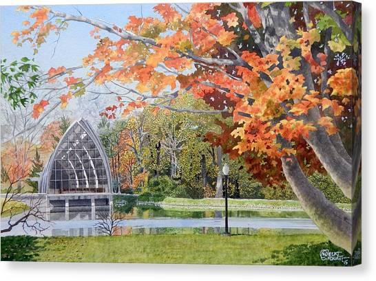 Rose Hulman Terre Haute Indiana Canvas Print