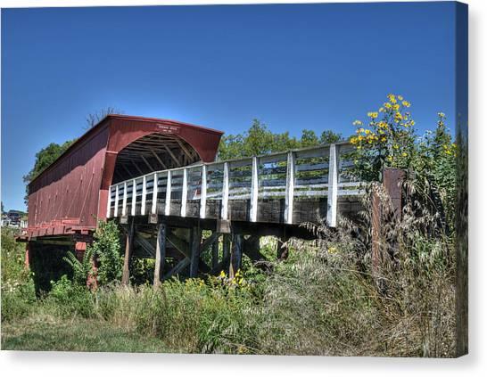 Roseman Bridge No. 5 Canvas Print