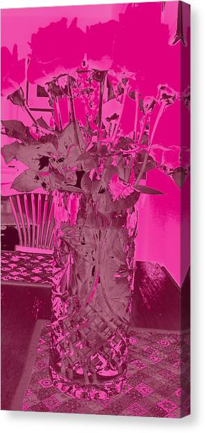 Roses #14 Canvas Print