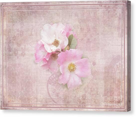 Roses Eternal Canvas Print
