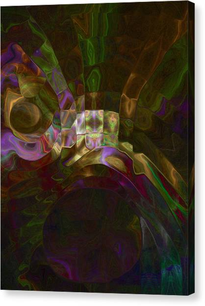Rotation Canvas Print