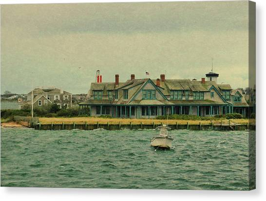 Nantucket Seas   Canvas Print by JAMART Photography