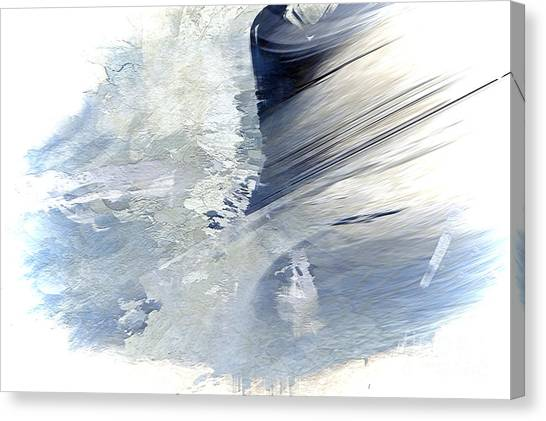 Rough Yet Peaceful Canvas Print