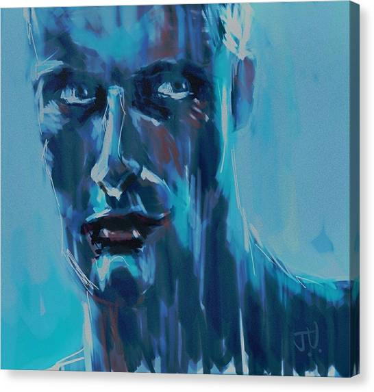 Bladerunner Canvas Print - Roy by Jim Vance