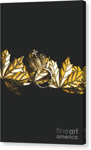 Queens Canvas Print - Royal Crown Jewels by Jorgo Photography - Wall Art Gallery