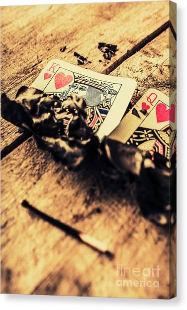 Ace Canvas Print - Royal Flush by Jorgo Photography - Wall Art Gallery