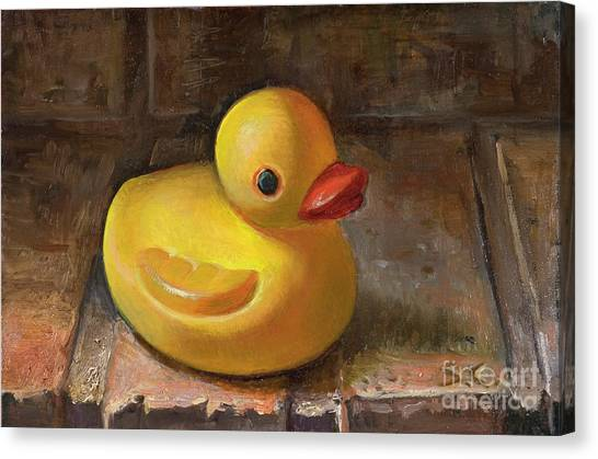 Rubber Duck Canvas Prints (Page #9 of 11) | Fine Art America