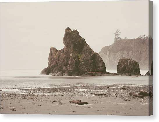 Ruby Beach No. 17 Canvas Print