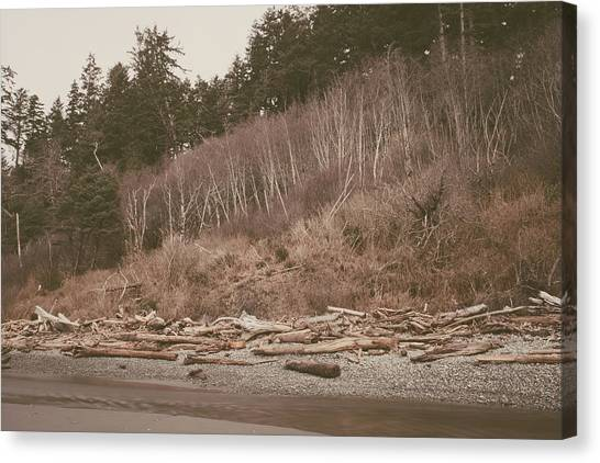 Ruby Beach No. 18 Canvas Print