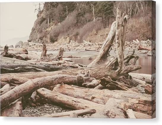 Ruby Beach No. 9 Canvas Print