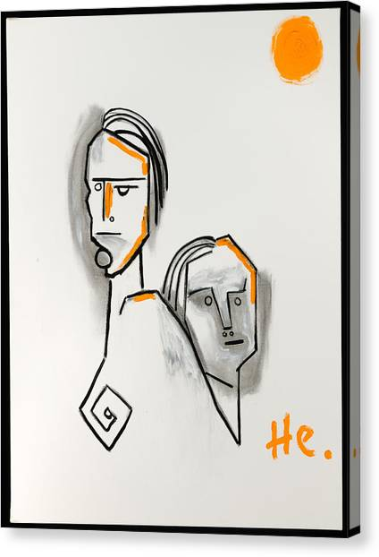Rushmore 40x30 Canvas Print