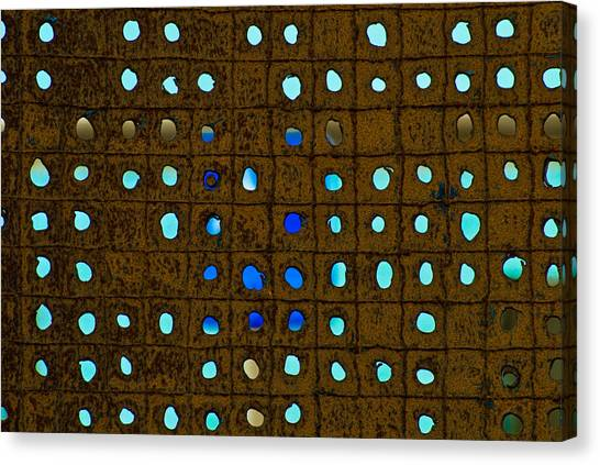 Rust And Light Canvas Print by Craig Perry-Ollila