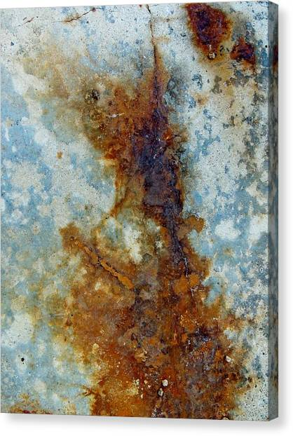 Rusted Abstraction 2 Canvas Print