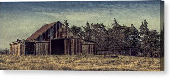 Rustic Barn Canvas Print