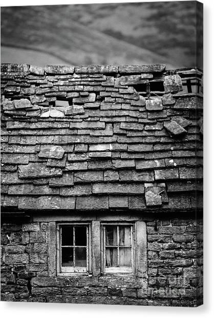 Rustic Cottage Canvas Print