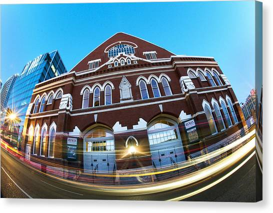 Ryman  Canvas Print by Giffin Photography