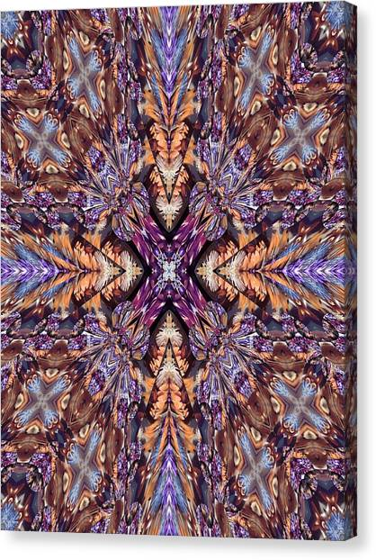 Sacred Creations Canvas Print by Ricky Kendall