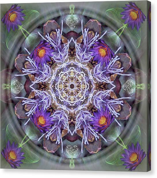 Sacred Emergence Canvas Print