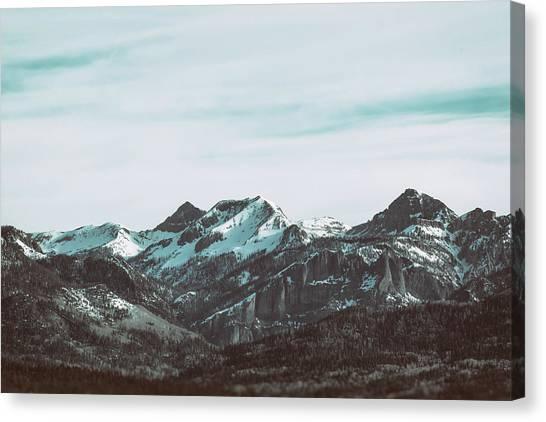 Saddle Mountain Morning Canvas Print