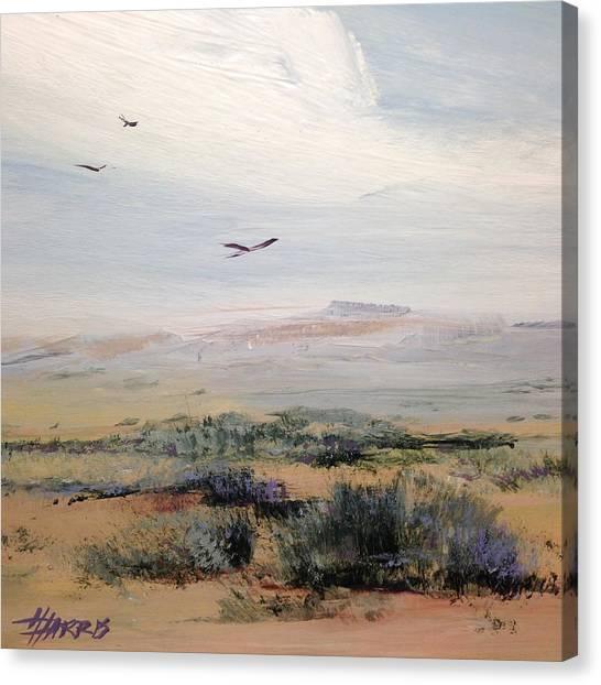 Sageland Canvas Print