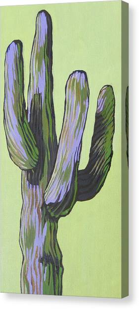 Saguaro 5 Canvas Print