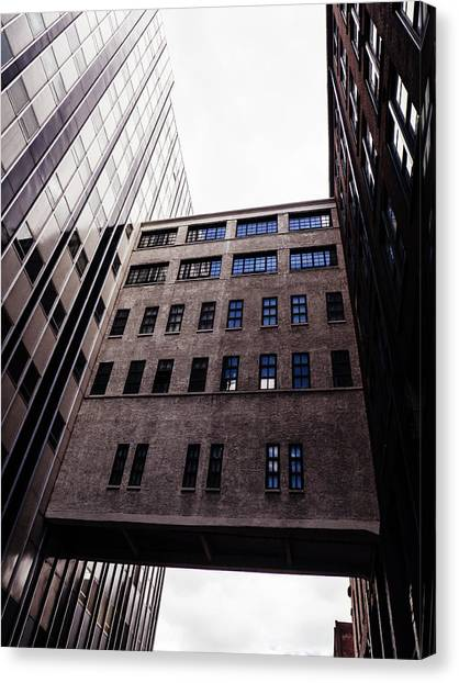 Saint Louis Missouri Architecture Buildings Canvas Print by Dylan Murphy
