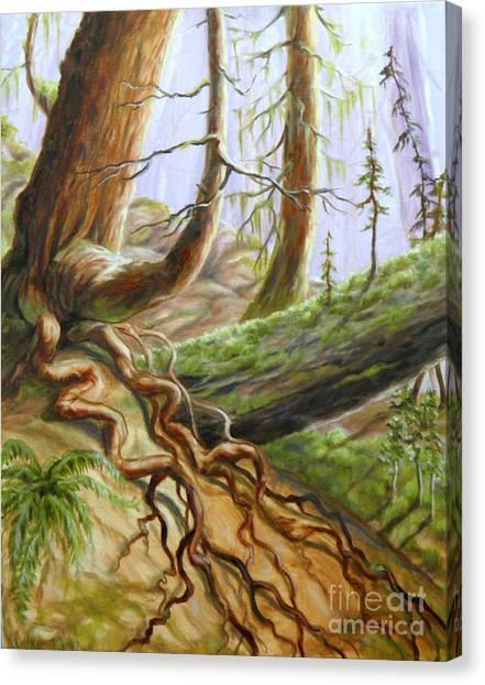 Saloompt Regional Park Canvas Print