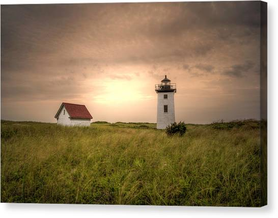 Salt Air Serene Canvas Print
