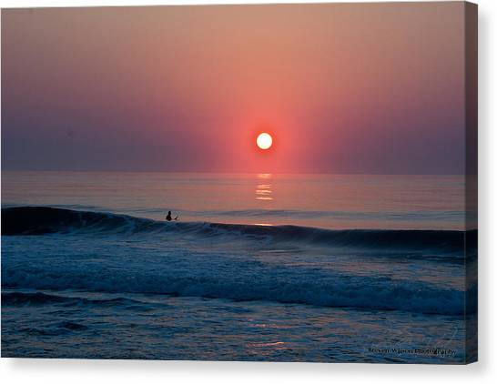 Salt Life Canvas Print