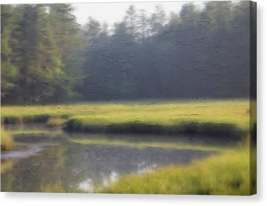 Canvas Print - Salt Marsh 89 by Modern Art
