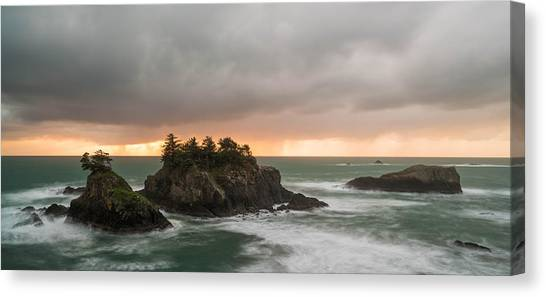 Samuel H Boardman Scenic Area Canvas Print
