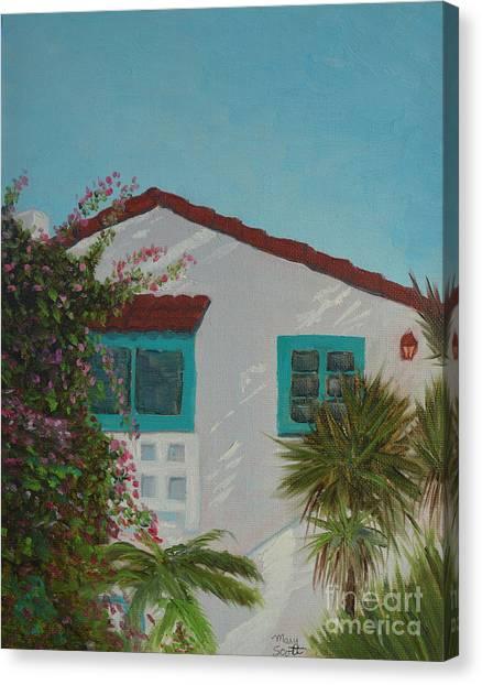 San Clemente Art Supply Canvas Print