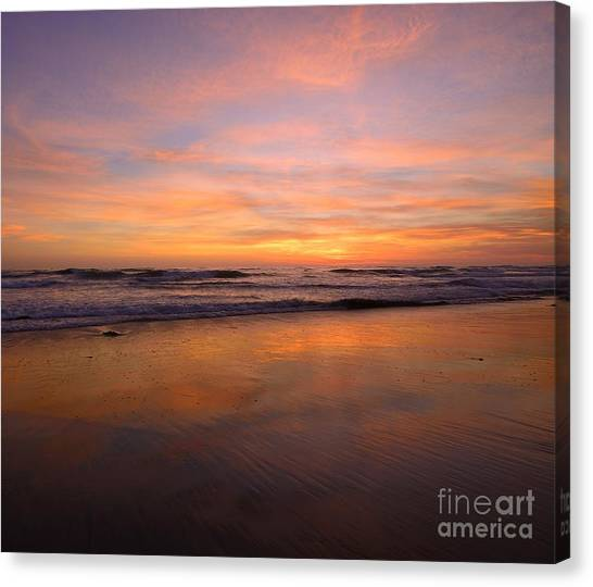 Cardiff Colors Canvas Print