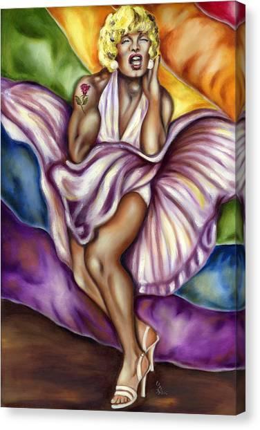 San Franciscan Breeze Canvas Print
