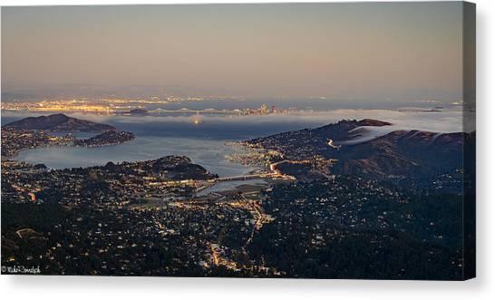 San Francisco Bay Area Canvas Print