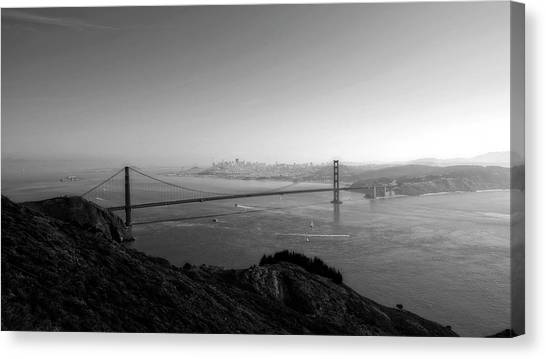 San Francisco Canvas Print