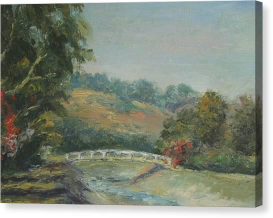 San Juan Creek Canvas Print
