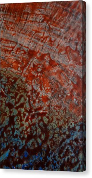 Sand And Sea II Canvas Print