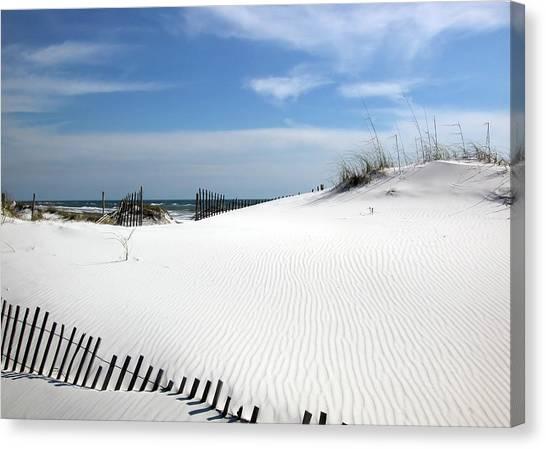 Sand Dunes Dream Canvas Print