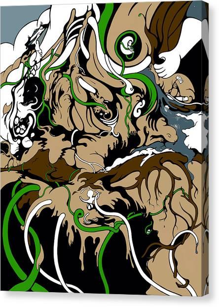 Sandbox Canvas Print