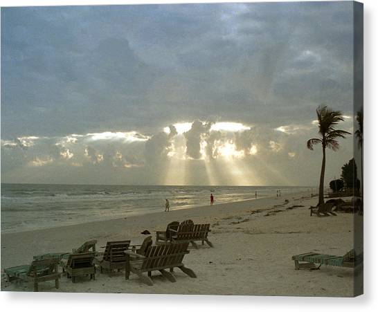 Sanibel Island Fl Canvas Print