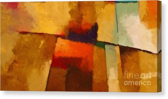 Santa Fe Canvas Print by Lutz Baar